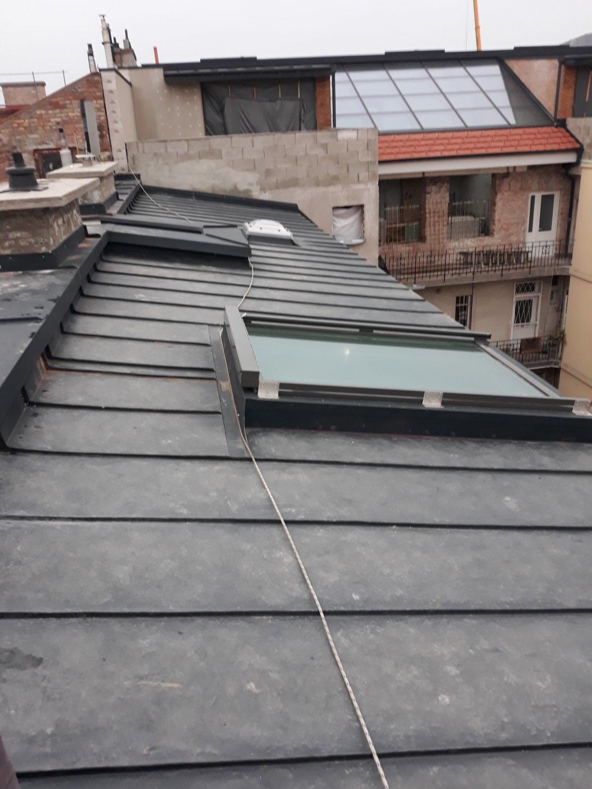 Baunet Trade kivitelezés - tetőfelújítás