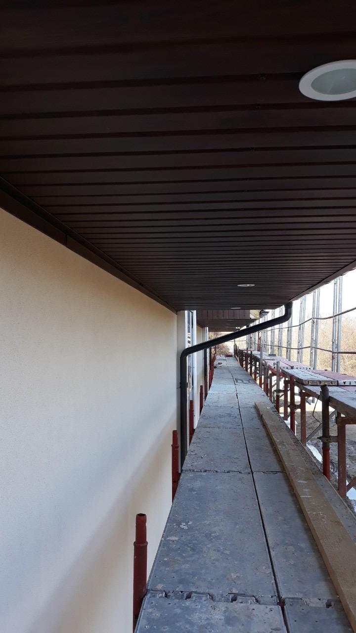 Bádogos munkák, tetőfelújítás